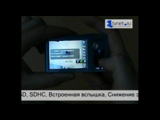 Обзоры бытовой техники Видео обзор Olympus MJU 5010